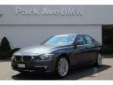 2013 Mineral Grey Metallic BMW 3 Series 328i xDrive Sedan #85024049