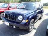 2014 True Blue Pearl Jeep Patriot Freedom Edition 4x4 #85023954