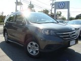 2012 Polished Metal Metallic Honda CR-V LX 4WD #85024515