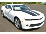 2014 Summit White Chevrolet Camaro LT/RS Coupe #85024419