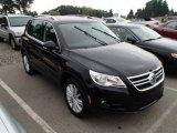 2011 Deep Black Metallic Volkswagen Tiguan S 4Motion #85024587