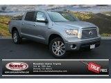 2013 Silver Sky Metallic Toyota Tundra Platinum CrewMax 4x4 #85023913