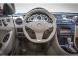 2010 Mercedes-Benz CLS 550 Steering Wheel