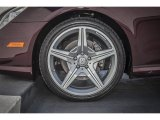 2010 Mercedes-Benz CLS 550 Wheel