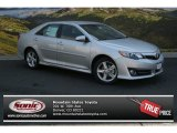 2013 Classic Silver Metallic Toyota Camry SE #85023907