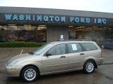 2003 Arizona Beige Metallic Ford Focus ZTW Wagon #8495620