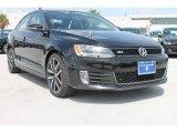 2014 Deep Black Pearl Metallic Volkswagen Jetta GLI Autobahn #85024486