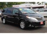 2011 Black Toyota Sienna XLE #85024205