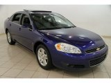 2006 Laser Blue Metallic Chevrolet Impala LTZ #85066845
