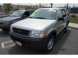 2003 Silver Birch Metallic Ford Explorer XLS 4x4 #8494952