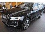 Audi SQ5 2014 Data, Info and Specs