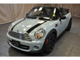2014 Ice Blue Mini Cooper Convertible #85066336