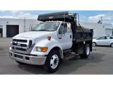 2006 Ford F650 Super Duty XLT Regular Cab Dump Truck Data, Info and Specs
