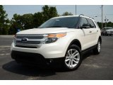 2014 White Platinum Ford Explorer XLT #85066827