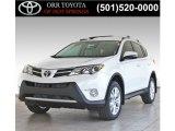 2013 Blizzard White Pearl Toyota RAV4 Limited #85067019