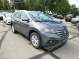 2014 Polished Metal Metallic Honda CR-V EX-L AWD #85066898