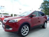 2014 Ruby Red Ford Escape Titanium 2.0L EcoBoost #85066505