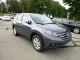2014 Polished Metal Metallic Honda CR-V EX AWD #85066892