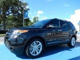2014 Tuxedo Black Ford Explorer Limited #85066497