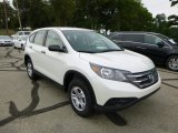 2014 White Diamond Pearl Honda CR-V LX AWD #85066890