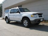 2002 Oxford White Ford Explorer Sport Trac 4x4 #8495609