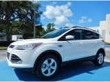 2014 White Platinum Ford Escape SE 1.6L EcoBoost #85066492