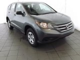 2014 Polished Metal Metallic Honda CR-V LX #85066306
