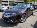 2011 Bordeaux Reserve Metallic Ford Fusion SEL V6 #85066982
