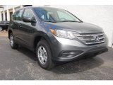 2014 Polished Metal Metallic Honda CR-V LX #85066305