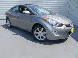 2013 Titanium Gray Metallic Hyundai Elantra Limited #85066710