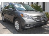 2014 Polished Metal Metallic Honda CR-V EX-L #85066303