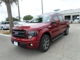 2013 Ruby Red Metallic Ford F150 FX2 SuperCrew #85066396