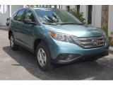 2014 Mountain Air Metallic Honda CR-V LX #85066301