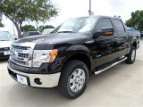 2013 Kodiak Brown Metallic Ford F150 XLT SuperCrew 4x4 #85066388