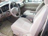 2003 Toyota Tundra Interiors