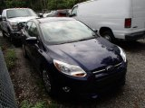 2012 Kona Blue Metallic Ford Focus SE Sedan #85066375