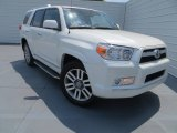 2013 Blizzard White Pearl Toyota 4Runner Limited #85066695