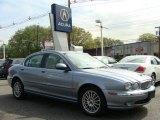 2007 Jaguar X-Type Glacier Blue Metallic