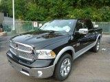 2014 Black Ram 1500 Laramie Crew Cab 4x4 #85066769