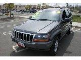 2002 Graphite Metallic Jeep Grand Cherokee Laredo 4x4 #8494954