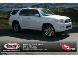 2013 Blizzard White Pearl Toyota 4Runner Limited 4x4 #85066266