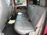 2004 Ford F350 Super Duty Lariat Crew Cab 4x4 Dually Rear Seat
