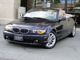 2004 Orient Blue Metallic BMW 3 Series 330i Convertible #85066679