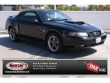 2003 Black Ford Mustang GT Convertible #85066670
