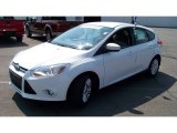 2012 Oxford White Ford Focus SE 5-Door #85119776