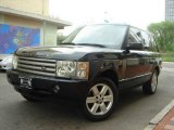 2004 Adriatic Blue Metallic Land Rover Range Rover HSE #8493360