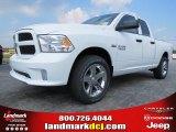 2014 Bright White Ram 1500 Express Quad Cab #85119865