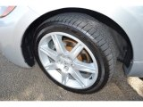 Mitsubishi Eclipse 2007 Wheels and Tires