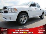 2014 Bright White Ram 1500 Express Crew Cab #85119863