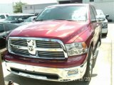 2012 Deep Cherry Red Crystal Pearl Dodge Ram 1500 Lone Star Crew Cab #85119763